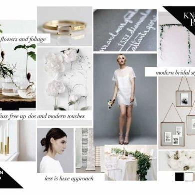Inspiration For The Modern Minded Bride