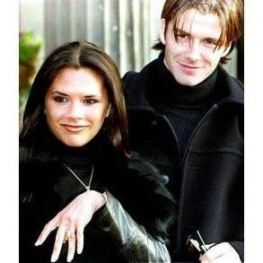 Steal Her Style: Victoria Beckham's Engagement Ring