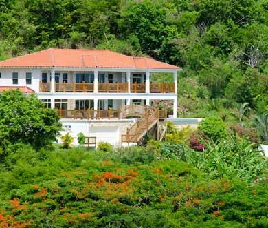 Brand New Villa Completed In Mount Cinnamon Grenada 1