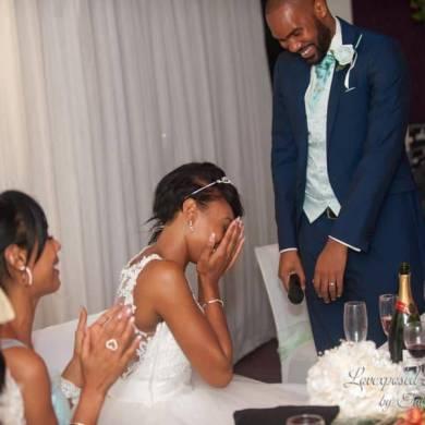 The Best Brides Speech