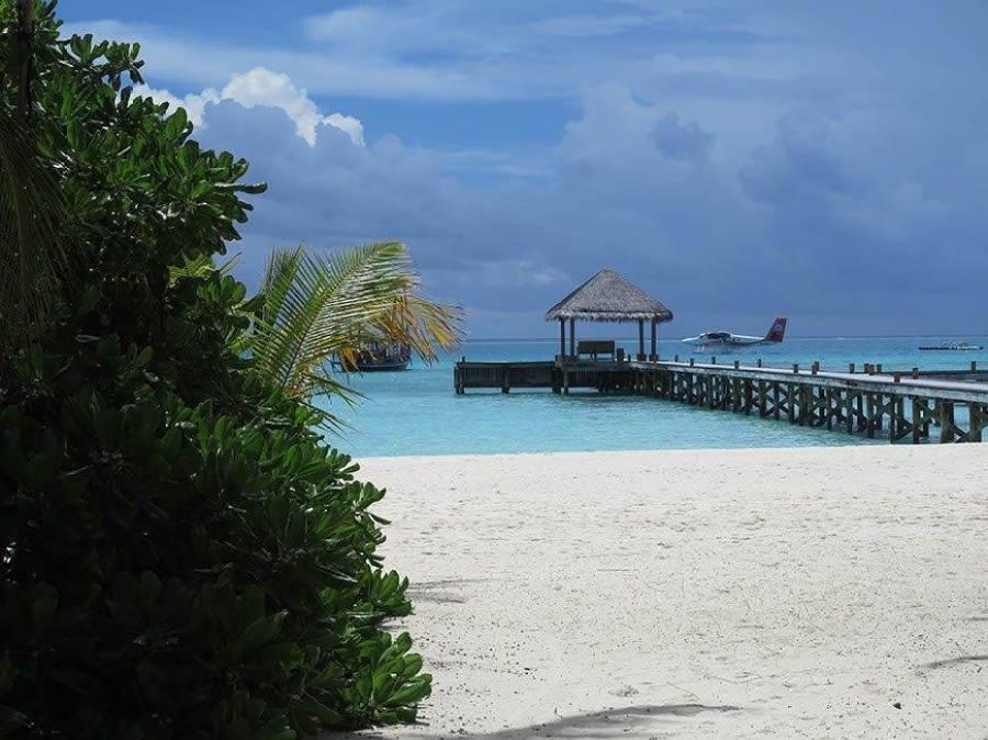 Mirihi is picture perfect Maldives