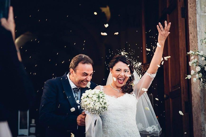 Enchanting Wedding Ceremony Set In Puglia Italy
