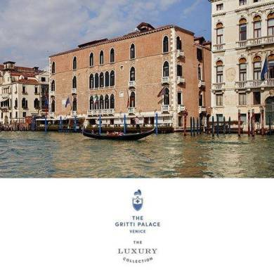 The Gritti Palace a Luxury Collection Hotel logo