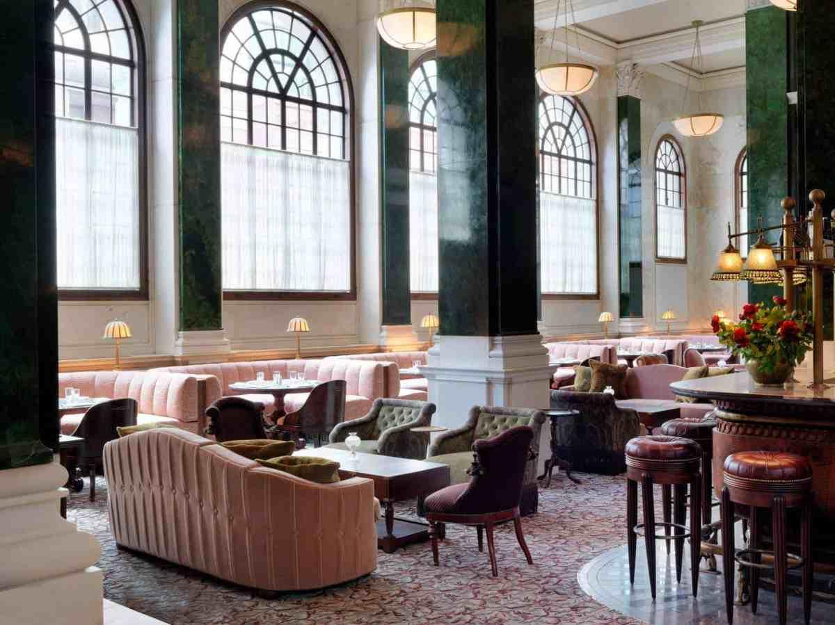 Millie's Lounge for breakfast