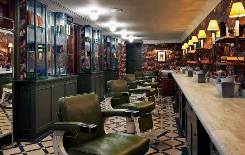 Review: The Ned - The speakeasy style Ned's barbershop