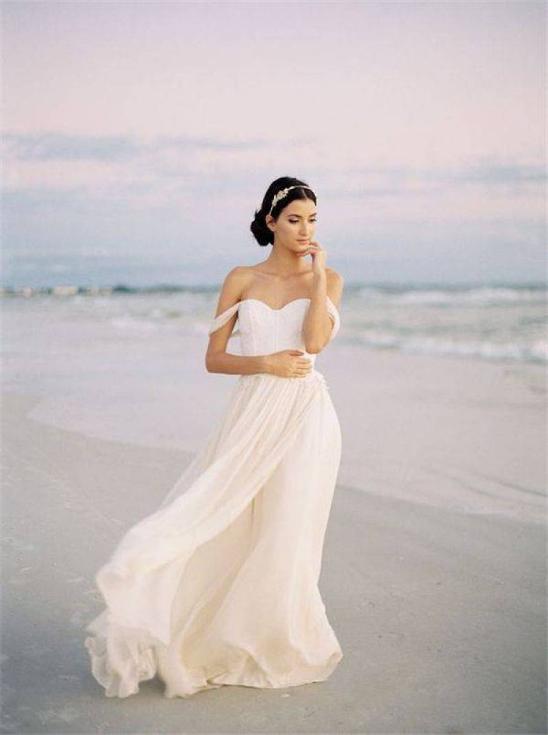 Blissful beach weddings
