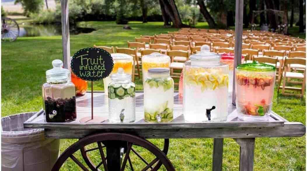 Keep them cool – surviving a summer wedding