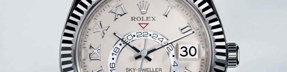 Rolex - exquisite clockwork