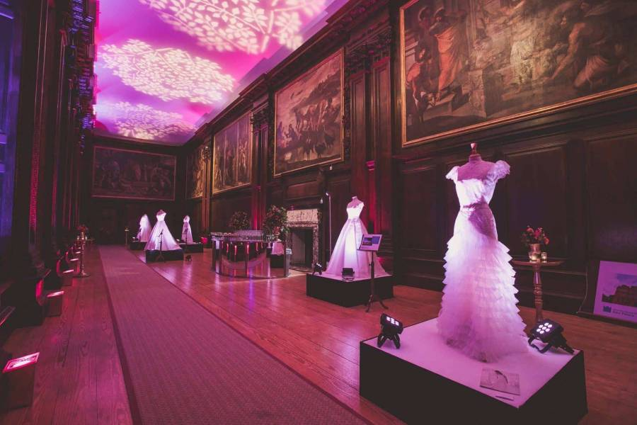 A perfectly historic evening at Hampton Court Palace