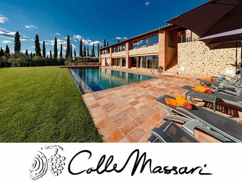 Collemassari Wedding Venue