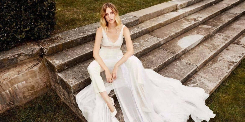 Designer Danielle Frankel debuts at The Wedding Gallery