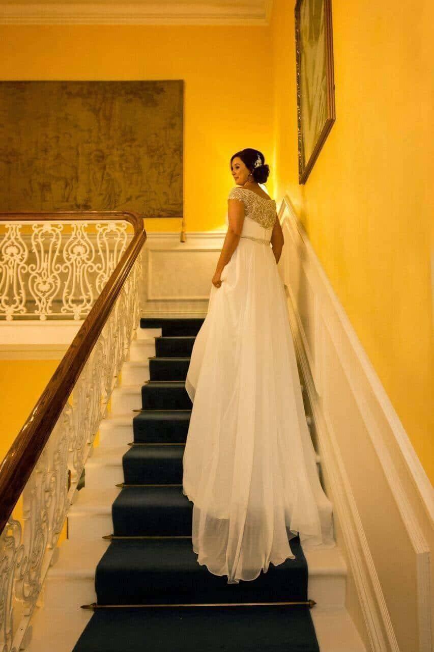 Rudby Hall celebrates 100th wedding