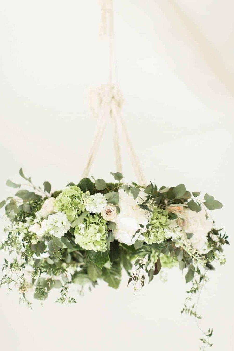Meghan's wedding flowers
