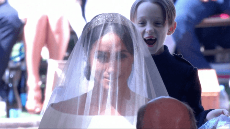 Harry and Meghan's royal wedding