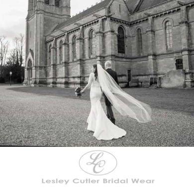 Lesley Cutler Bridal Wear logo