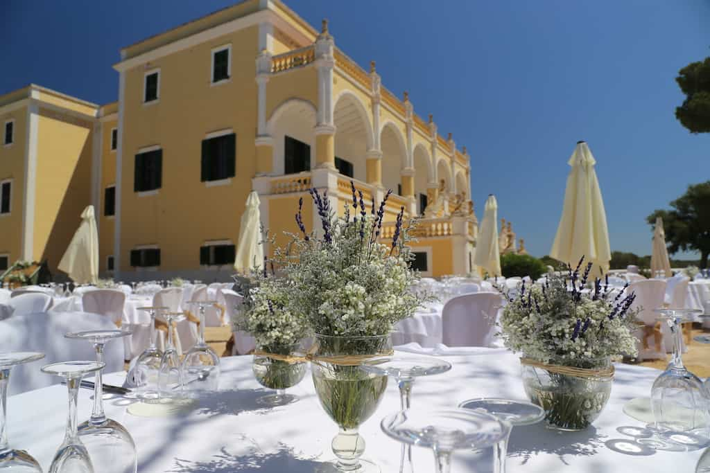 The top 3 historic wedding venues in Spain