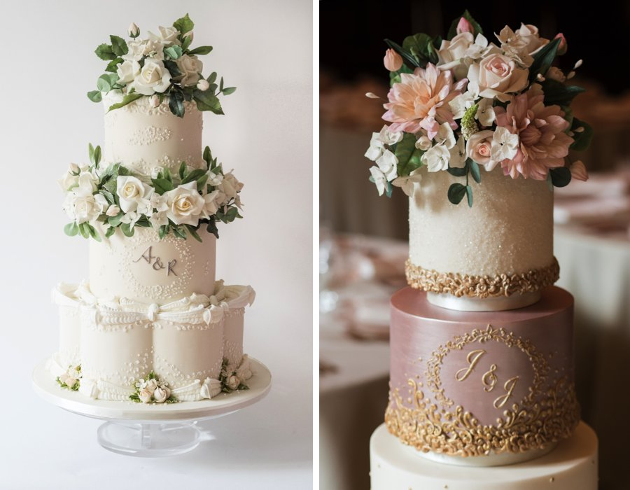Wedding cake trends for 2019