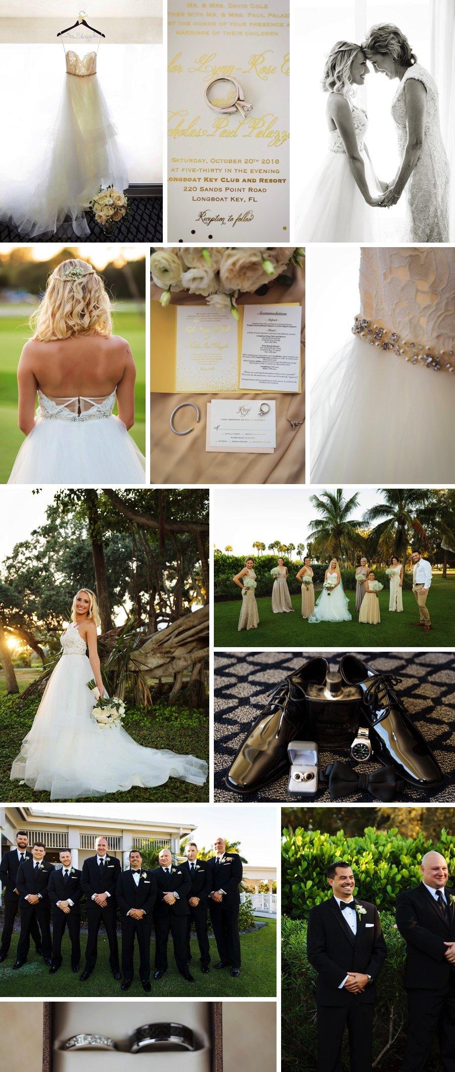 Real wedding: Love in Longboat