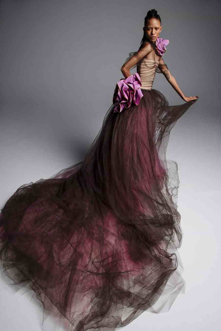 Wedding dress collection: Vera Wang Spring 2019