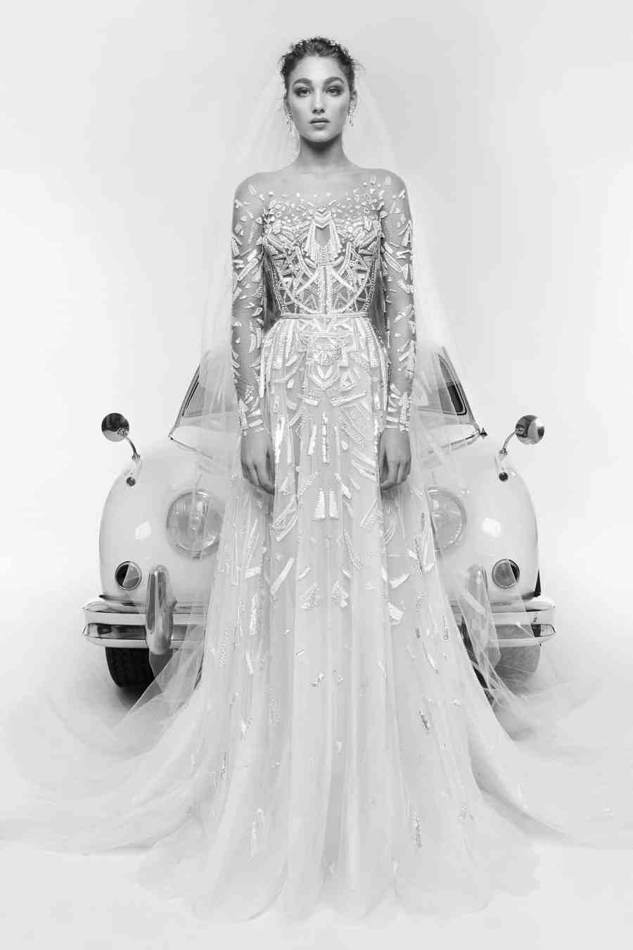 Wedding dress collection: Zuhair Murad Spring 2019