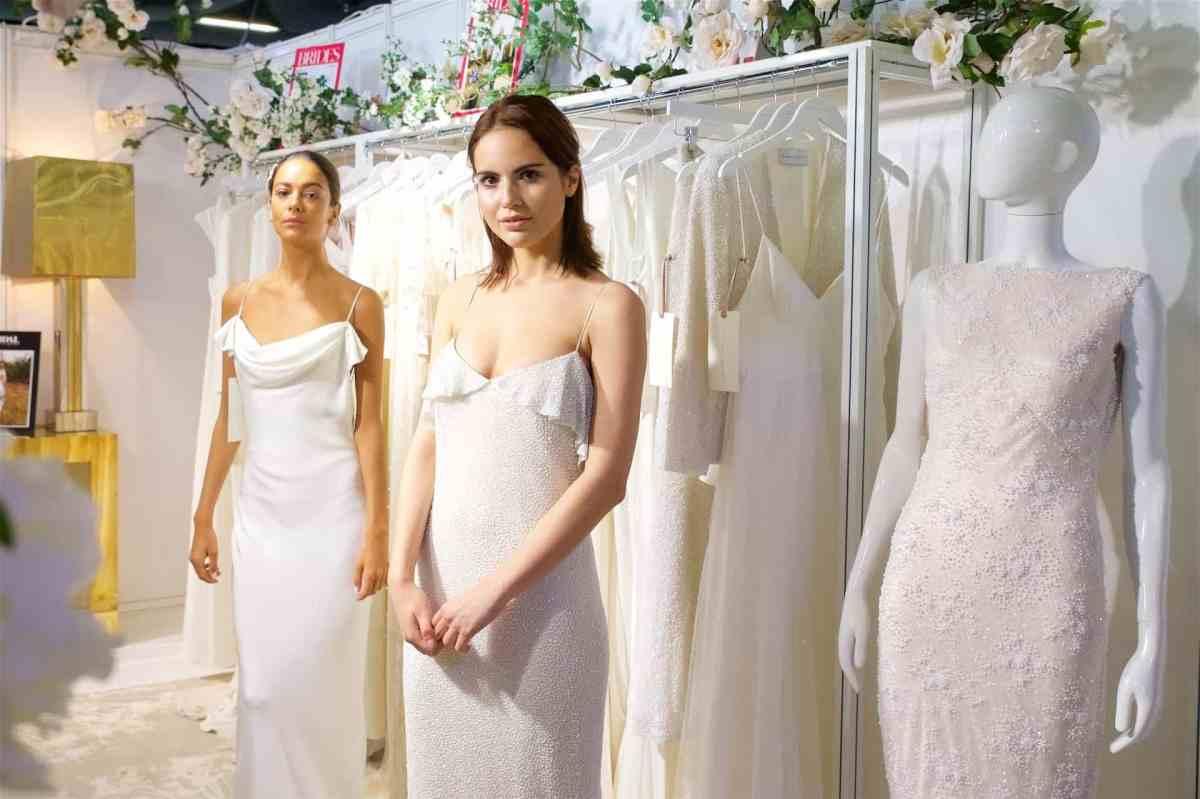London Bridal Fashion Week 2019
