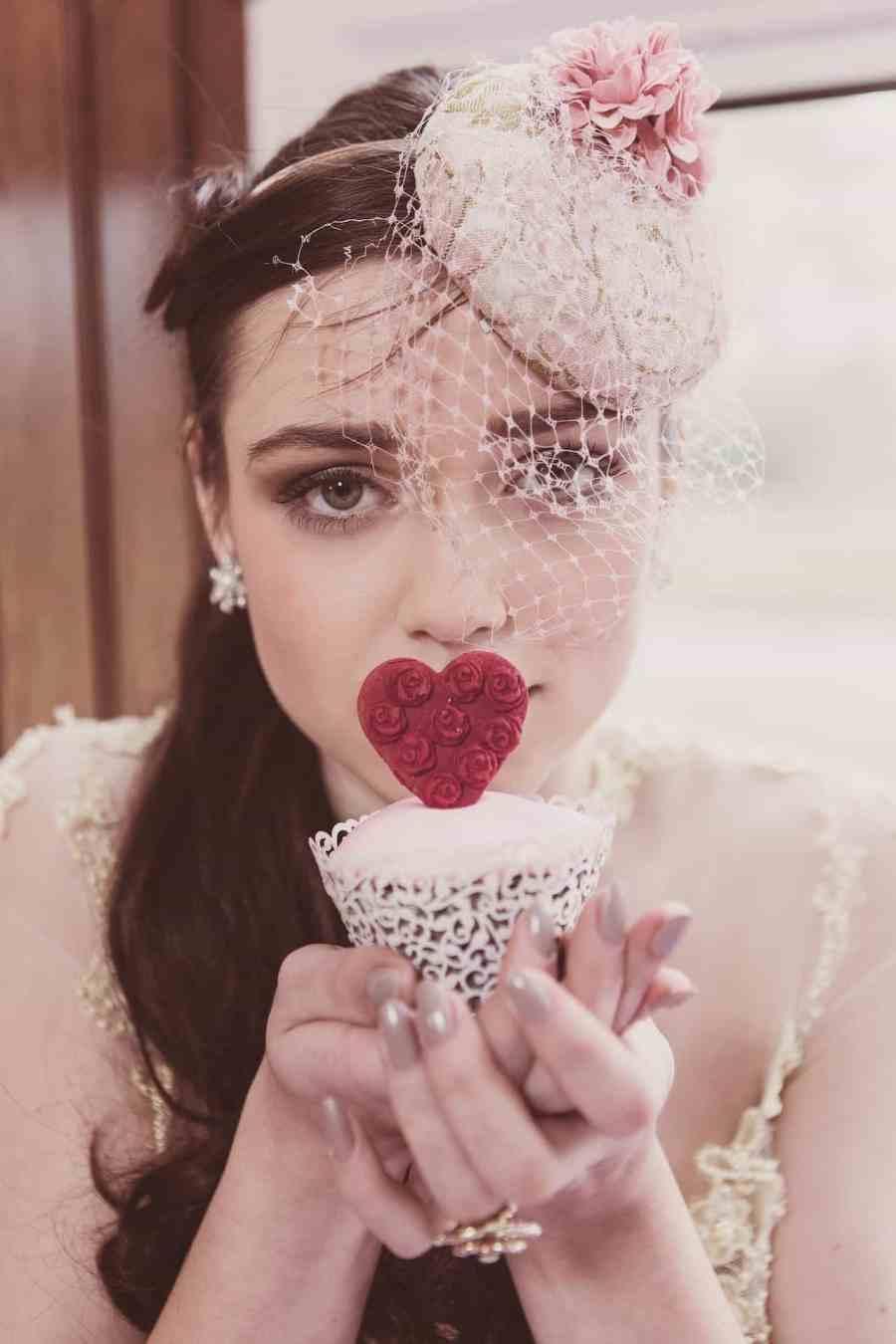 Luxury wedding cakes – Valentine's style