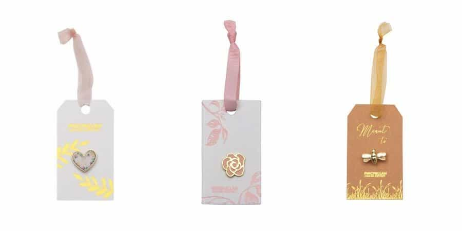 Macmillan's new wedding favour collection