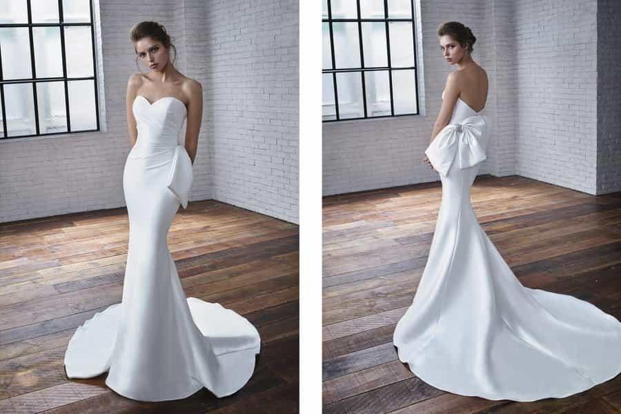 Wedding dress collection: Badgley Mischka