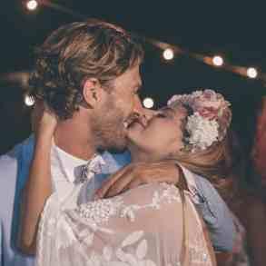 Real wedding: Outdoor Italian wedding