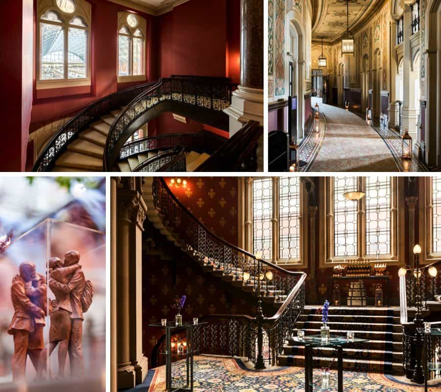 Review: St Pancras Renaissance Hotel London