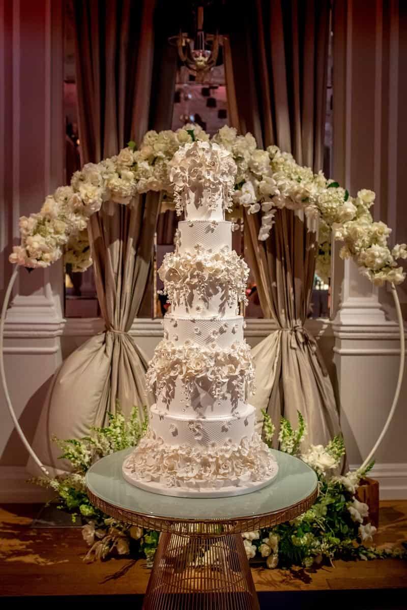 Award winning cake designer, Yevnig launches her latest cake collection