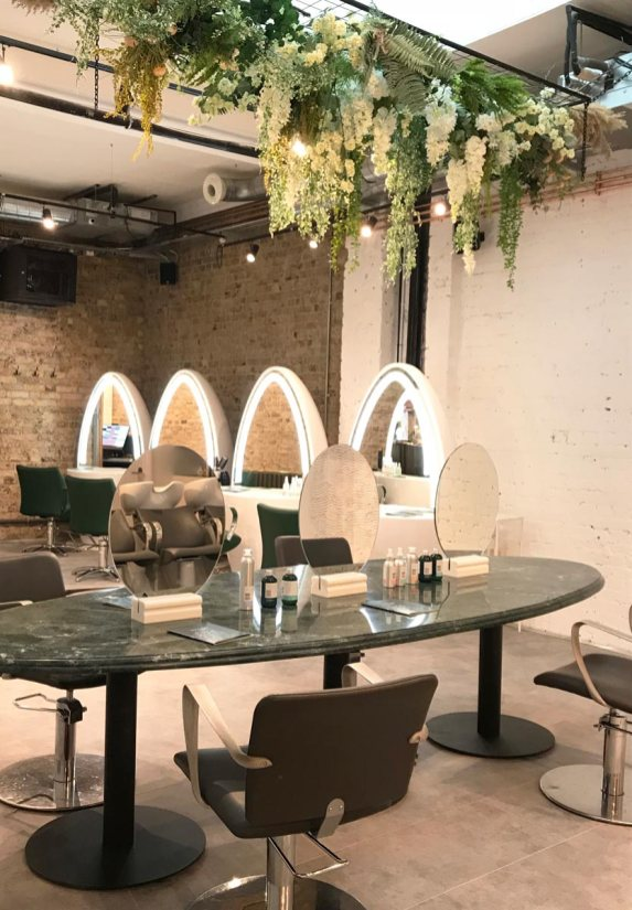 A luxurious styling haven in the heart of Mayfair