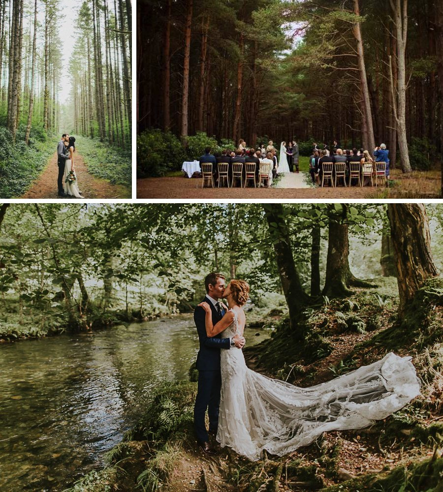 Weddings with views