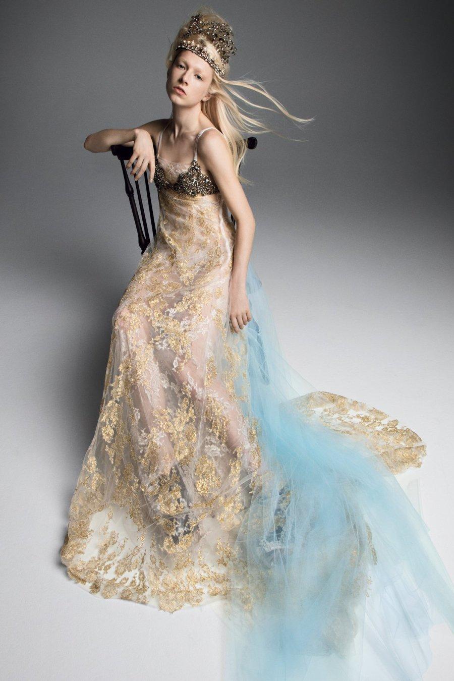 Wedding dress collection: Vera Wang – Fall 2019