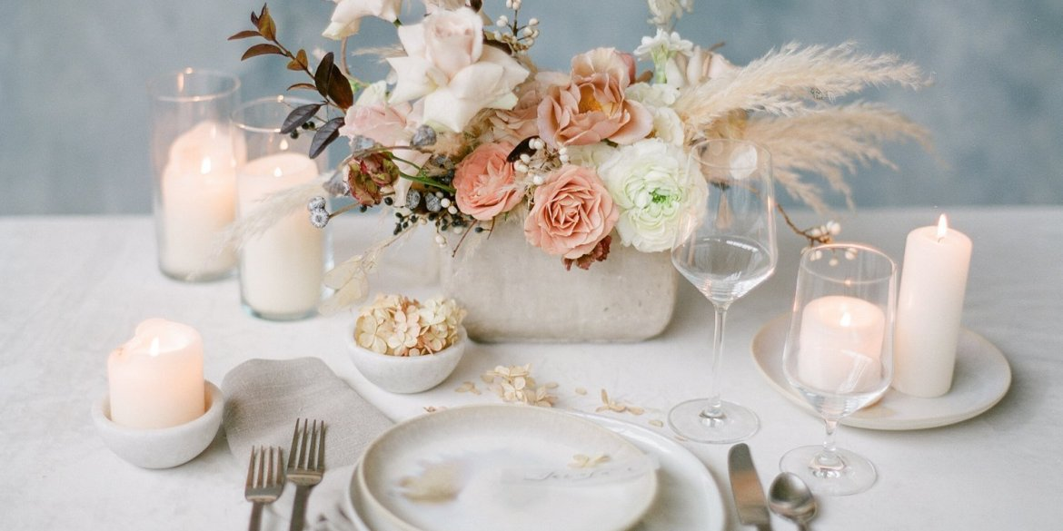 Five fab centrepiece ideas