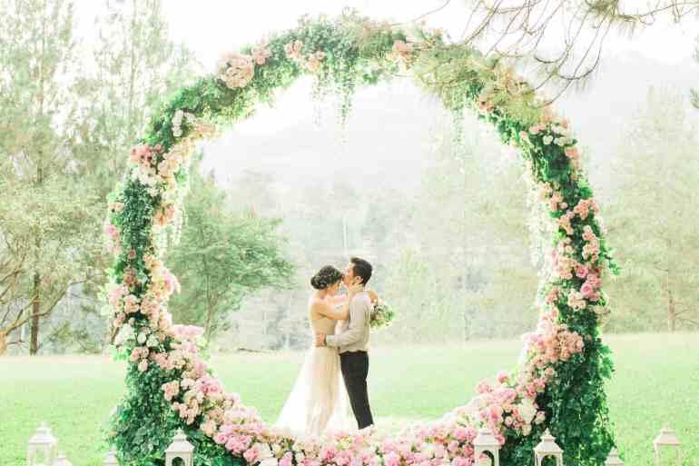 Summer Wedding Blooms