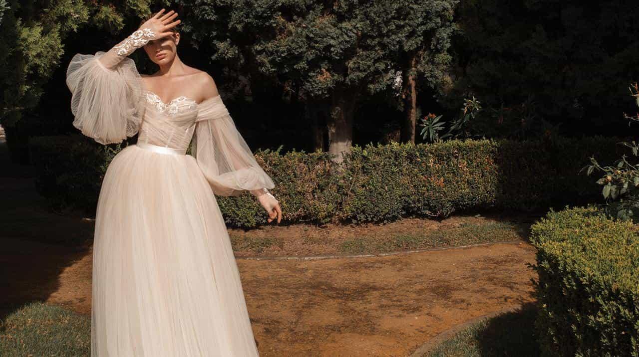 Dress collection: Galia Lahav – Alegria