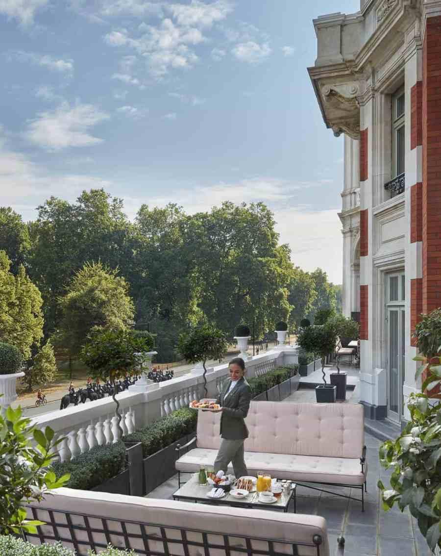 Review: Mandarin Oriental Hyde Park, London