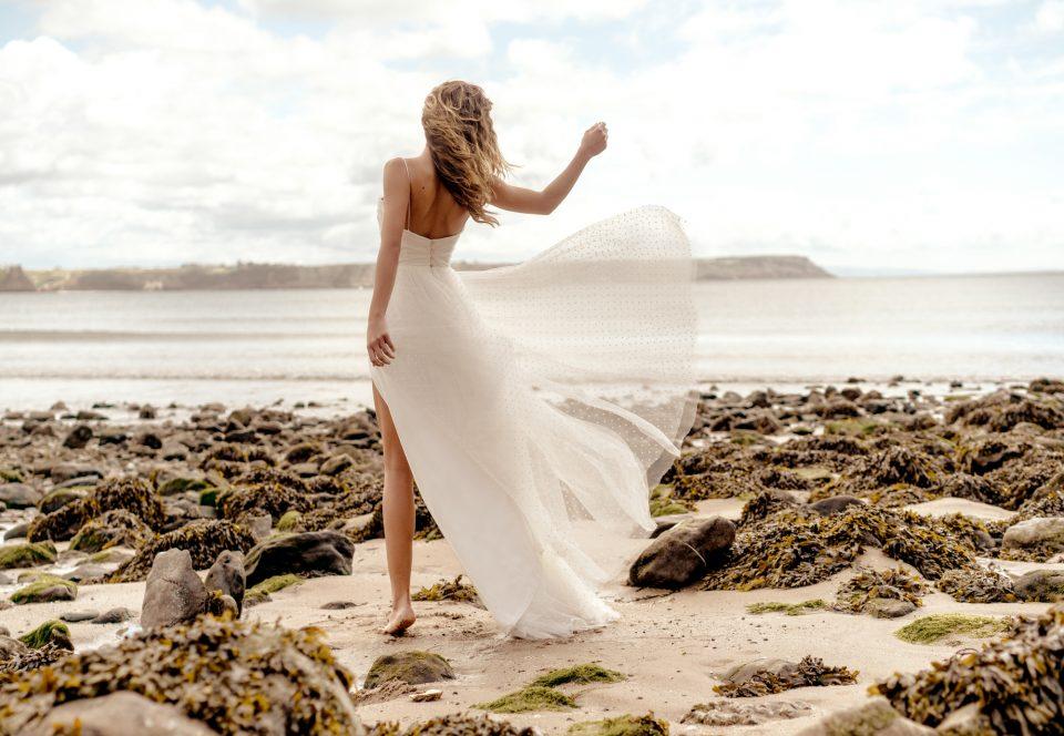 Wedding dress collection: Stephanie Allin – Eden 2020