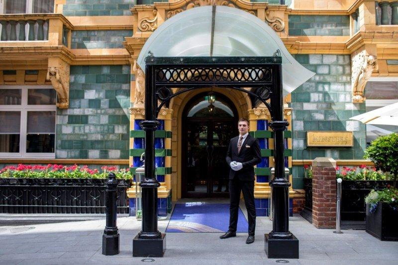 Review: Taj 51 Buckingham Gate