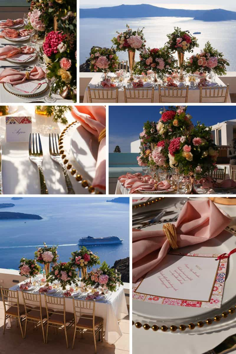 Styled shoot: Indian bliss in the Mediterranean
