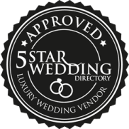 5starwedding approved icon