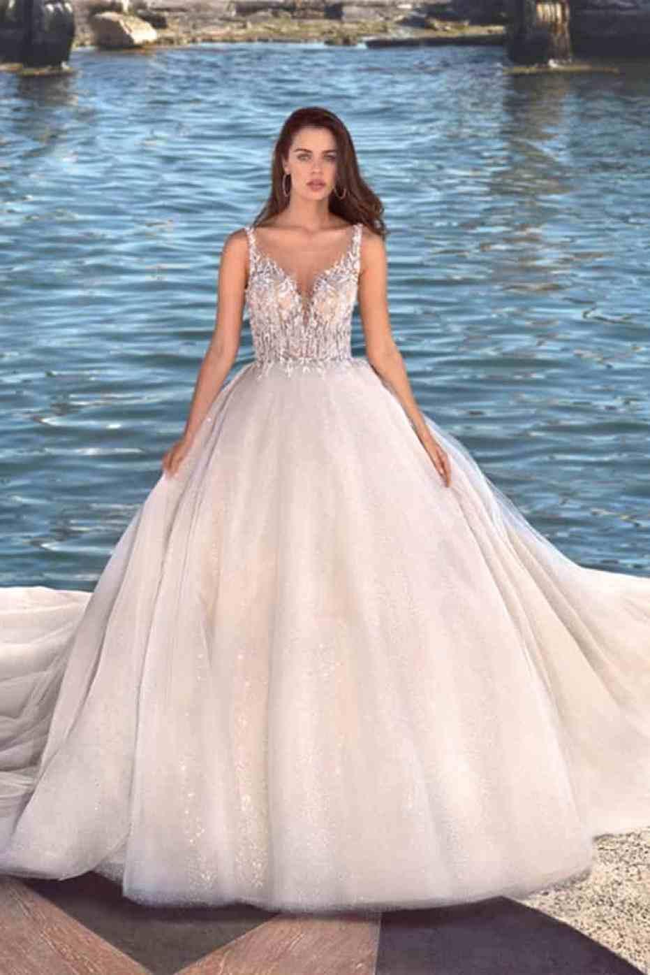 Top Wedding Dress Collection: Demetrios – Platinum-Kira