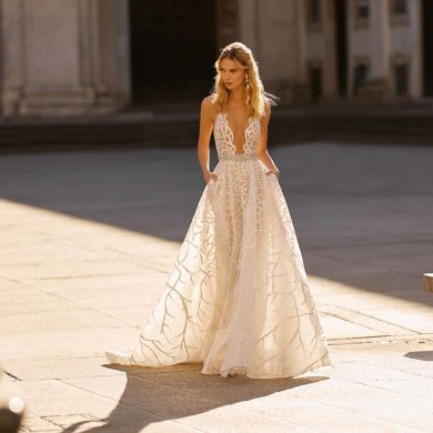 Wedding dress collection: Berta - Milano