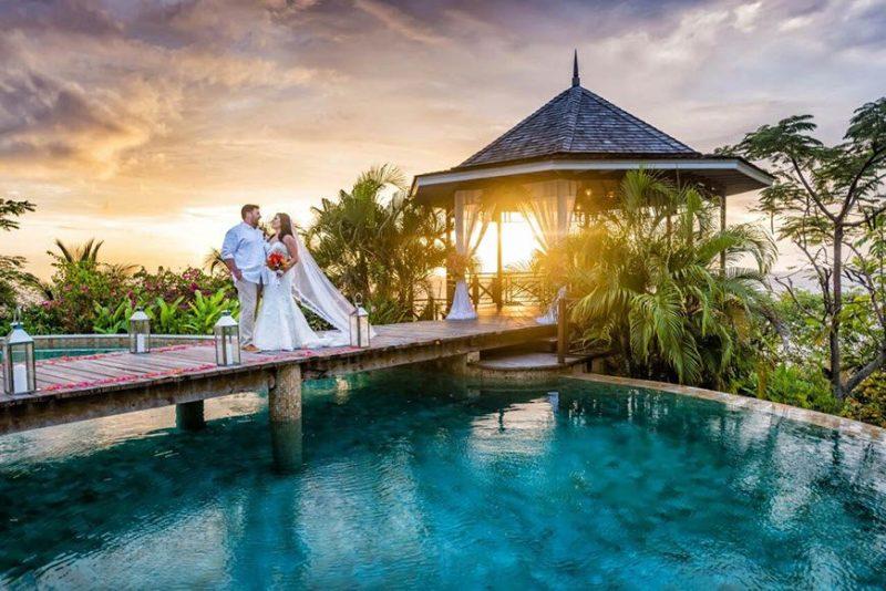 Top 5 Caribbean wedding destinations