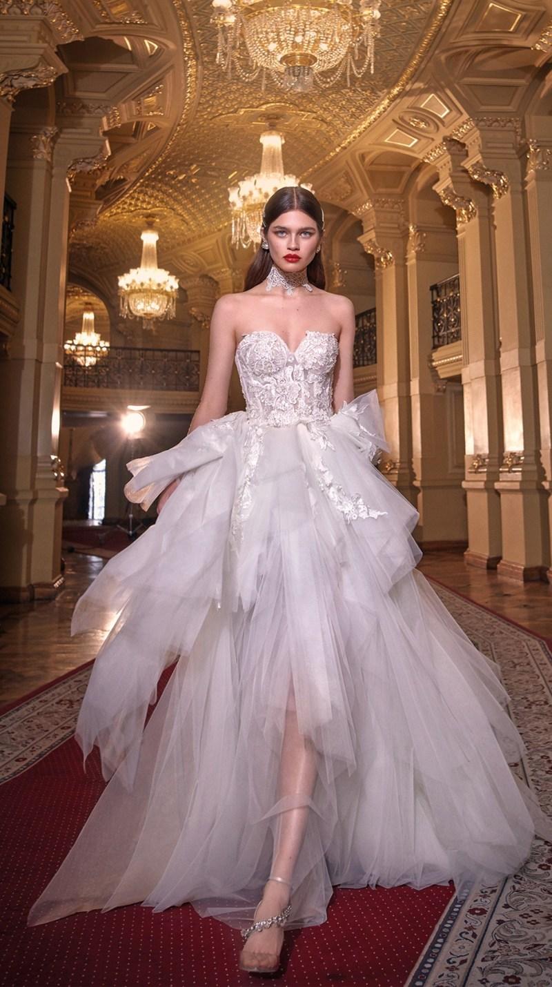 Wedding dress collection: Galia Lahav – Make a Scene