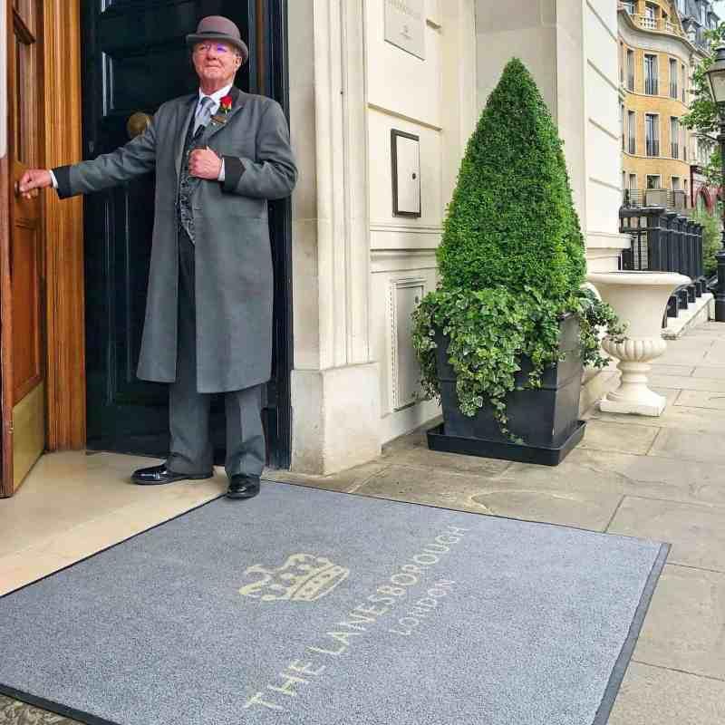 Hotel Review: The Lanesborough