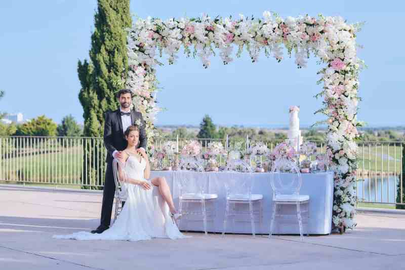 Luxury Portugal Wedding Inspiration