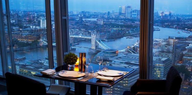 Review: Shangri-La Hotel, London