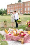 Summer Engagement Picnic At The Four Seasons Hampshire
